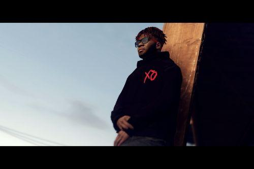 XO 'Starboy' Hoodie 2 Style for Franklin