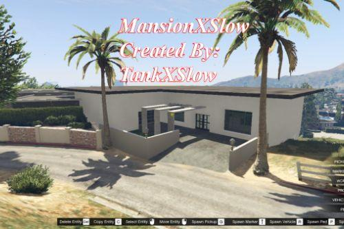 3829ce xslow modern mansion