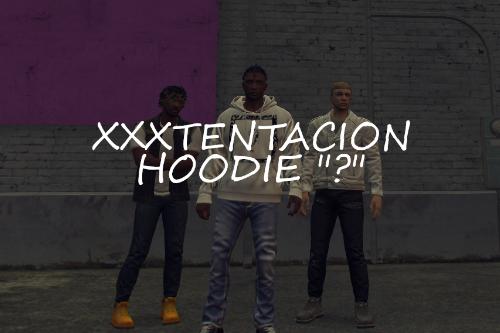 XXXTENTACION-Hoodie for mp male