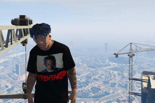 XXXTENTACION - T-shirt
