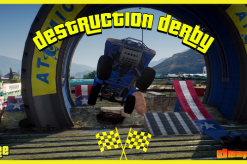 Destruction Derby [YMAP]