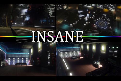 Insane Legion Square [YMAP]