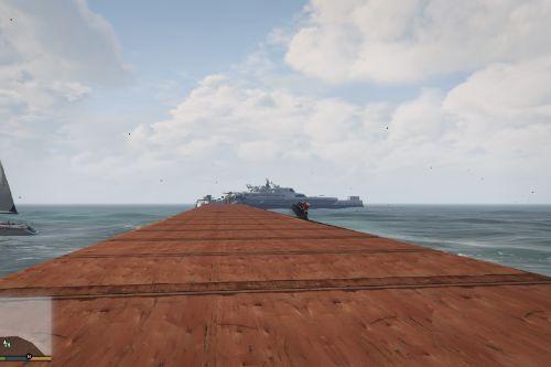 Yacht Mega Base