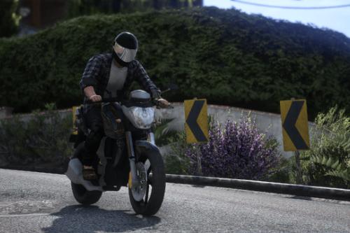 Yamaha FZ16 Mod