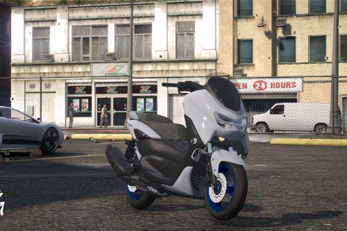 Yamaha N-Max 155 2020 [Add-On]