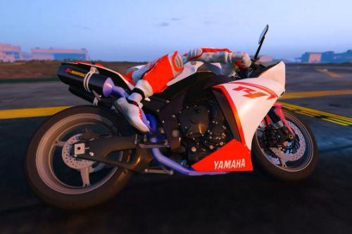 Yamaha R1 2014 retexture