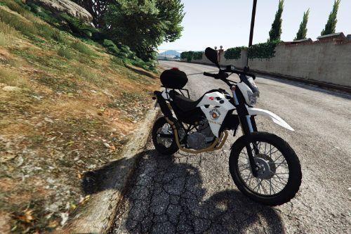 Yamaha XT 660 PMSP