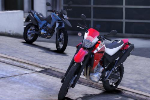 Yamaha XT660R [Add-On | FiveM]