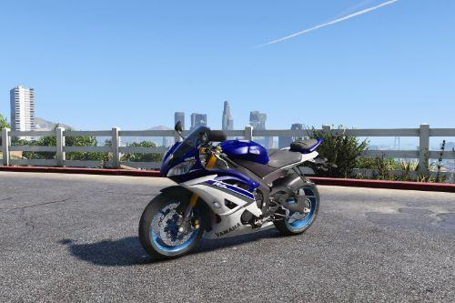 Yamaha YZF R6 2015 [Add-On | Tuning]