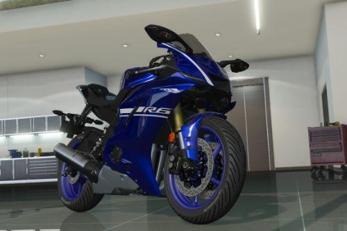 Yamaha YZF R6 2017 [Add-On]