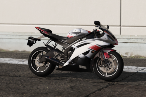 Yamaha YZF-R6 [Add-On]