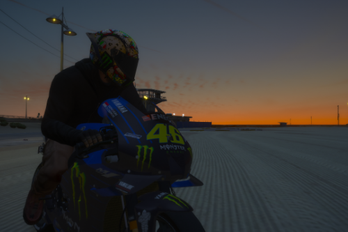 Yamaha YZR M1 2020 MotoGP [Add-On]