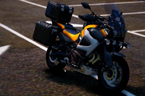 Yamaha Super Tenere 1200 [Add-On | FiveM]