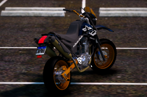 Yamara XT660R Motard [Add-On | FiveM]