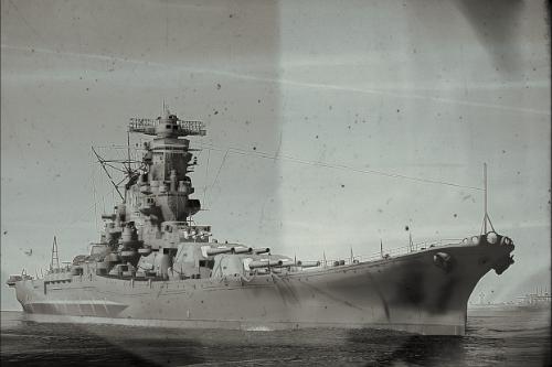Yamato-Class Battleship ❀ IJN Yamato & IJN Musashi【ADD-ON】