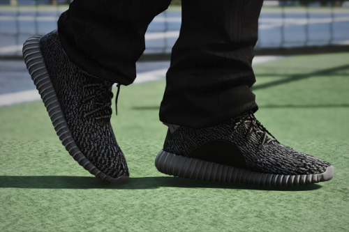 Yeezy 350 Boost - Turtle Dove / White