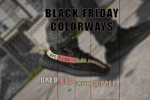 YEEZY BOOST 350 V2 | BLACK FRIDAY COLORWAYS | REAL VERSION