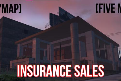 Sale Of Insurance PDM [FiveM/YMAP]