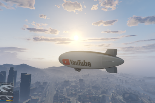 youtube blimp