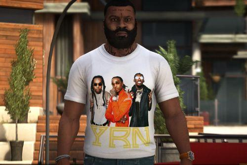 YRN T-Shirt Pack (Franklin)