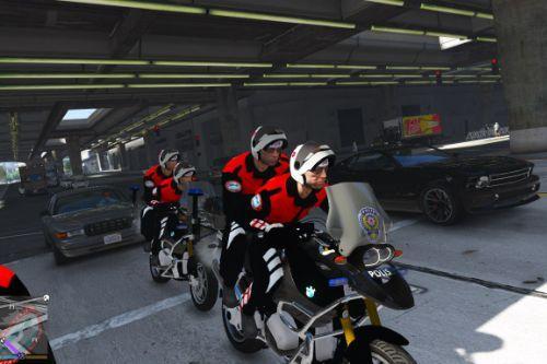 Yunus Polis Motoru BMW GS R 1200