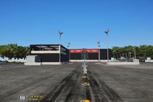 Zancudo Drag Strip [YMAP]