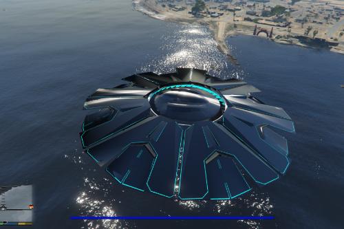 Zancudo Fort UFO [Add-On]