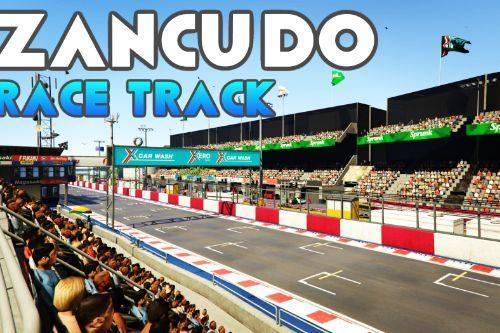 Zancudo race track [MapEditor]