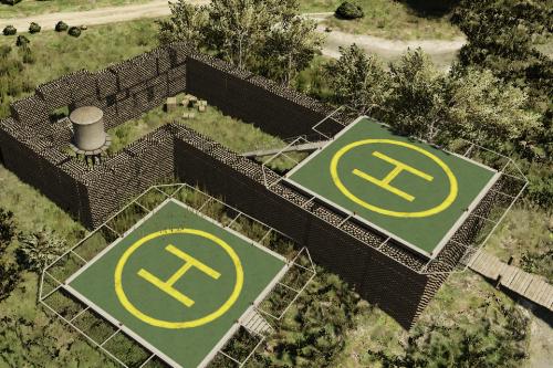 Zancudo Valley Zombie Base [YMAP]