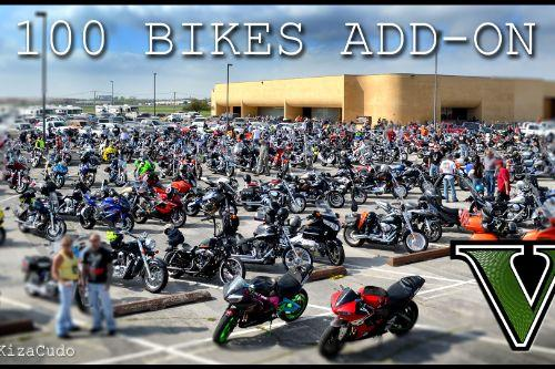 100 Bikes Add-On Compilation Pack