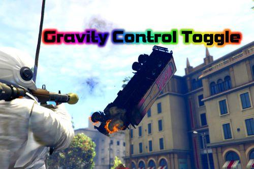 Gravity Control Toggle [.NET]