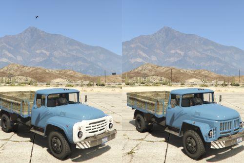 ZIL-130-Amur [Add-On | Extras]