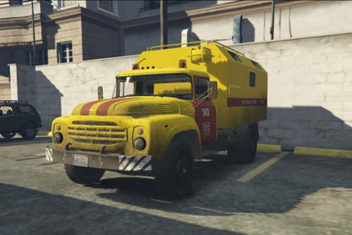 ZIL-130-131 Аварийная служба горсвет