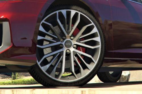 Vanilla Tires for Rims (7 sizes) [.z3d Files]
