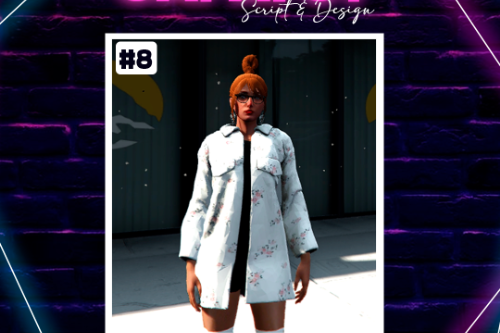 Zoey Jacket for MP Female