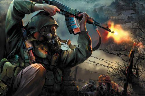 Zombie Apocalypse Themed Loading Screen