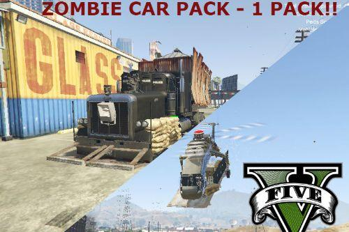 9ea89d zombie car pack