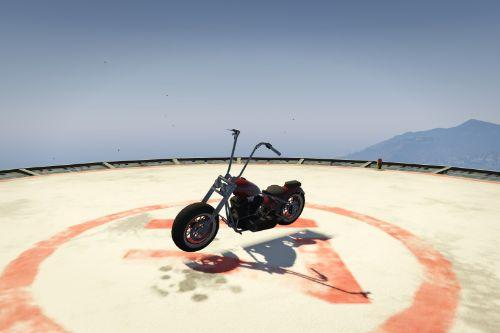 Zombie Luxury / Chopper Ape Hangers [Replace]