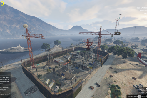 zombie survival base for gta 5