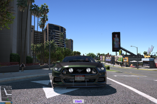 zQrba' s Ford Mustang GT [Add-On]