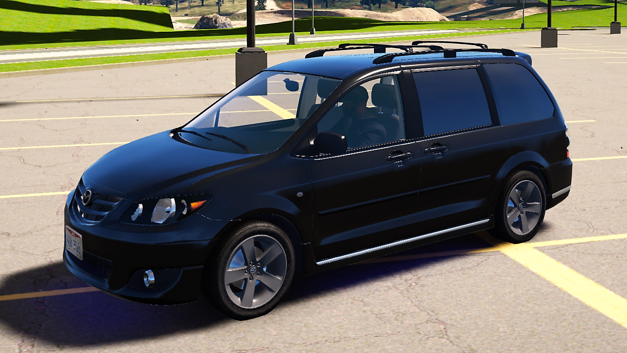 2016 Dodge Journey >> 2004 Mazda MPV ES - GTA5-Mods.com