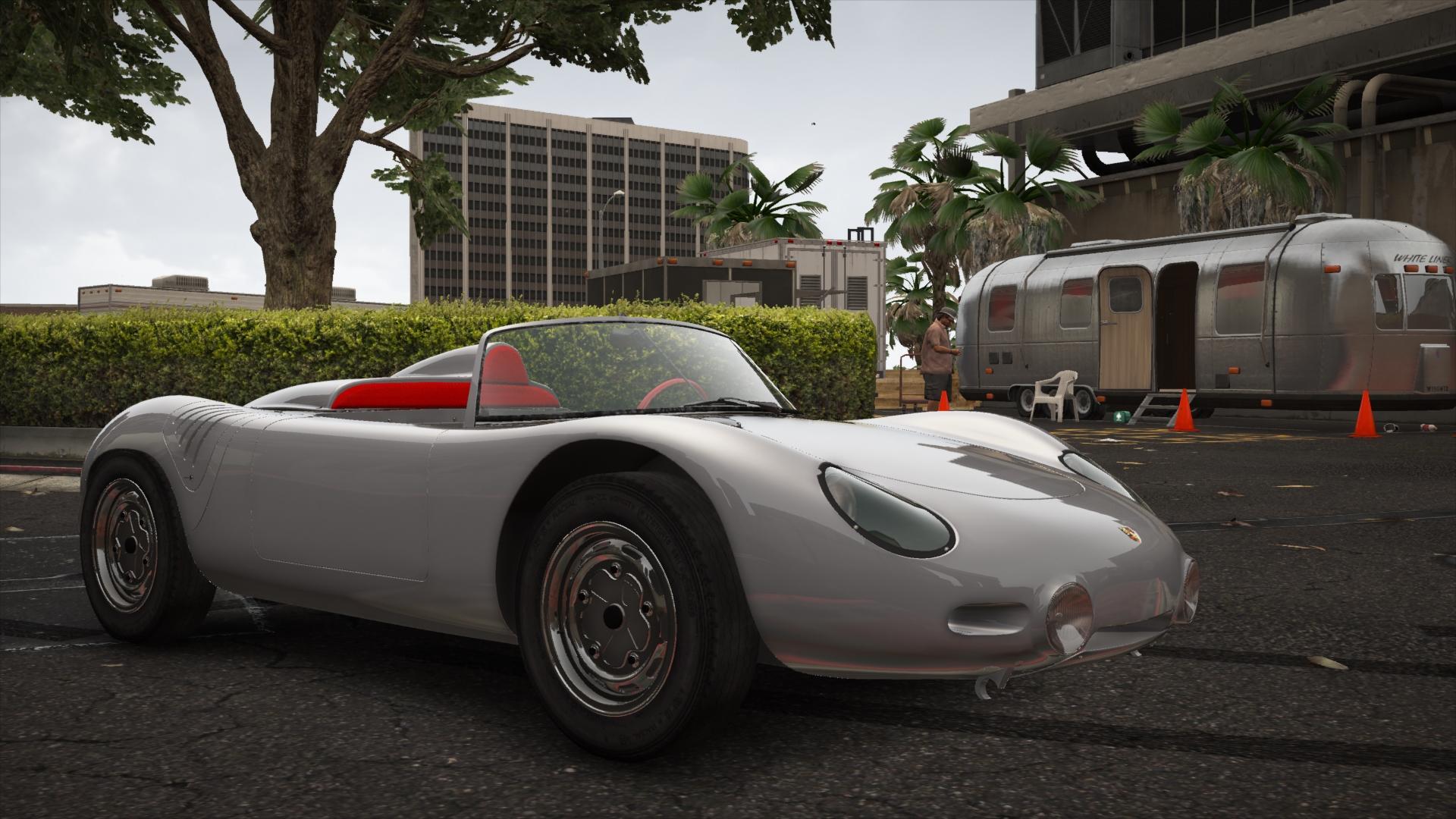 1958 Porsche 718 RSK [Add-On]