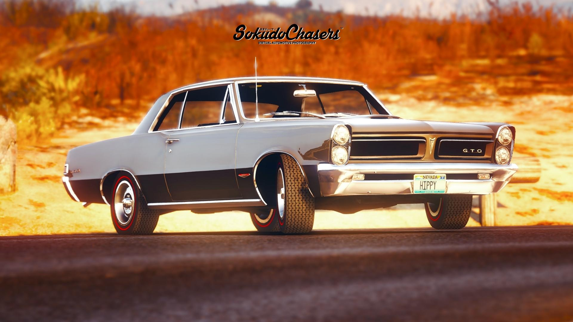 1965 Pontiac Tempest Le Mans Gto Hq Add On Replace