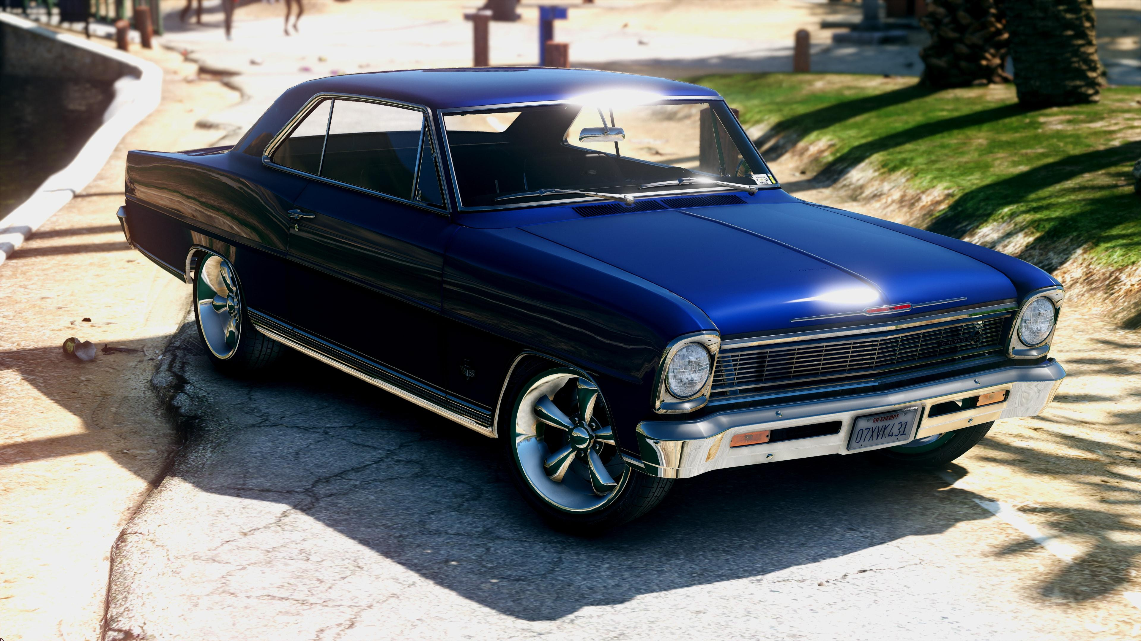 1966 Chevrolet II Nova SS [Add-On / Replace | Tuning | HQ] - GTA5-Mods.com