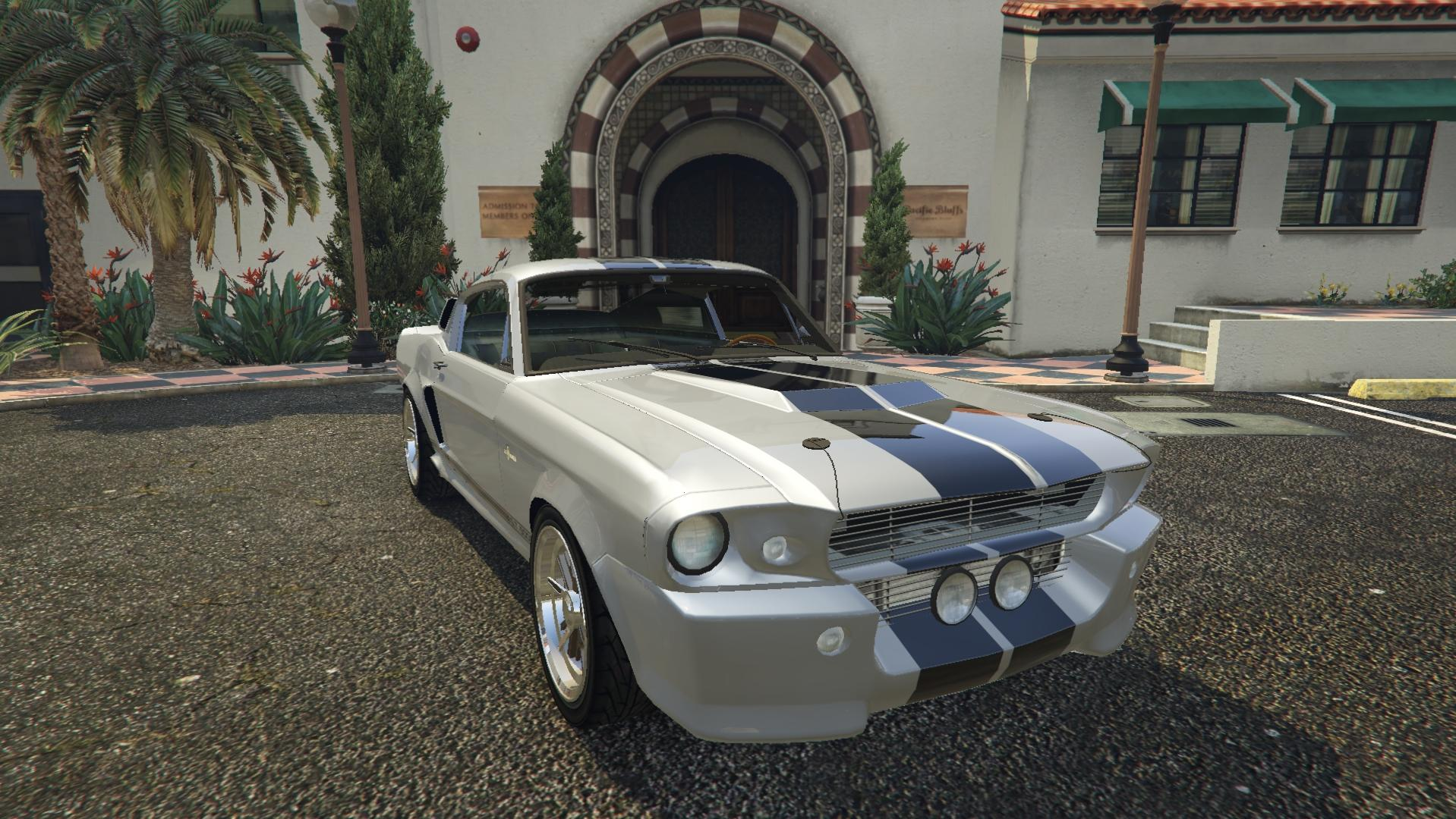 1967 shelby mustang gt500 eleanor gta5. Black Bedroom Furniture Sets. Home Design Ideas