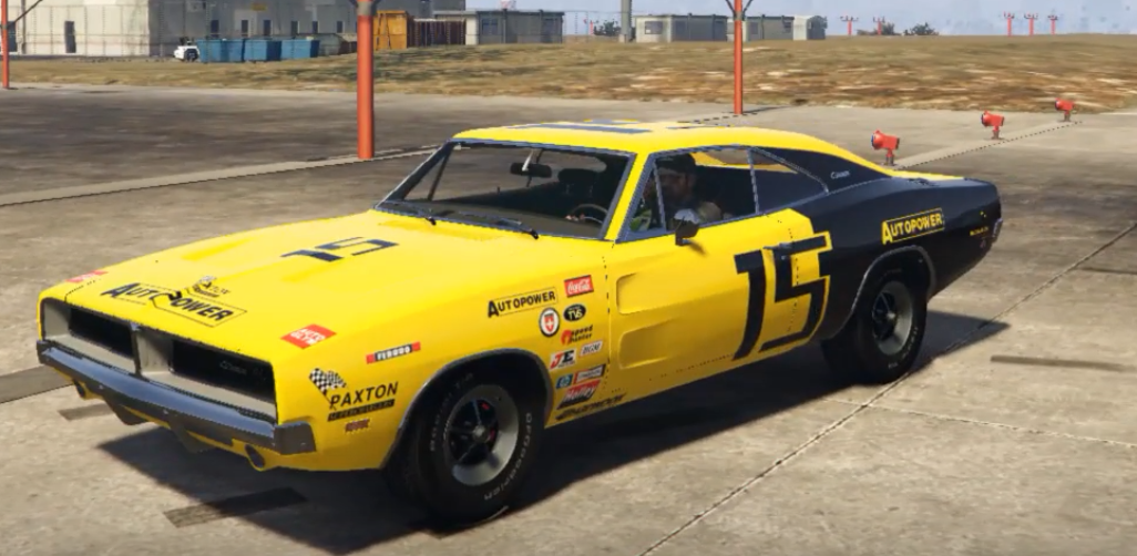 1969 Dodge Charger R T Improved Handling Gta5 Mods Com