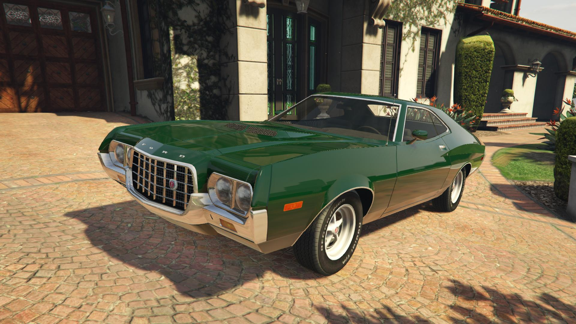1972 ford gran torino sport gta5. Black Bedroom Furniture Sets. Home Design Ideas