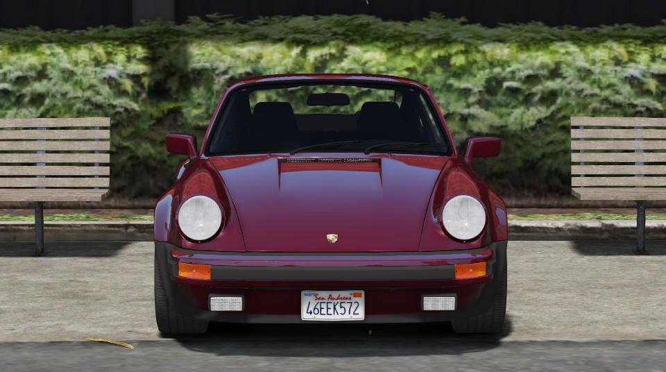 1982 porsche 911 turbo 3 3 add on replace gta5. Black Bedroom Furniture Sets. Home Design Ideas