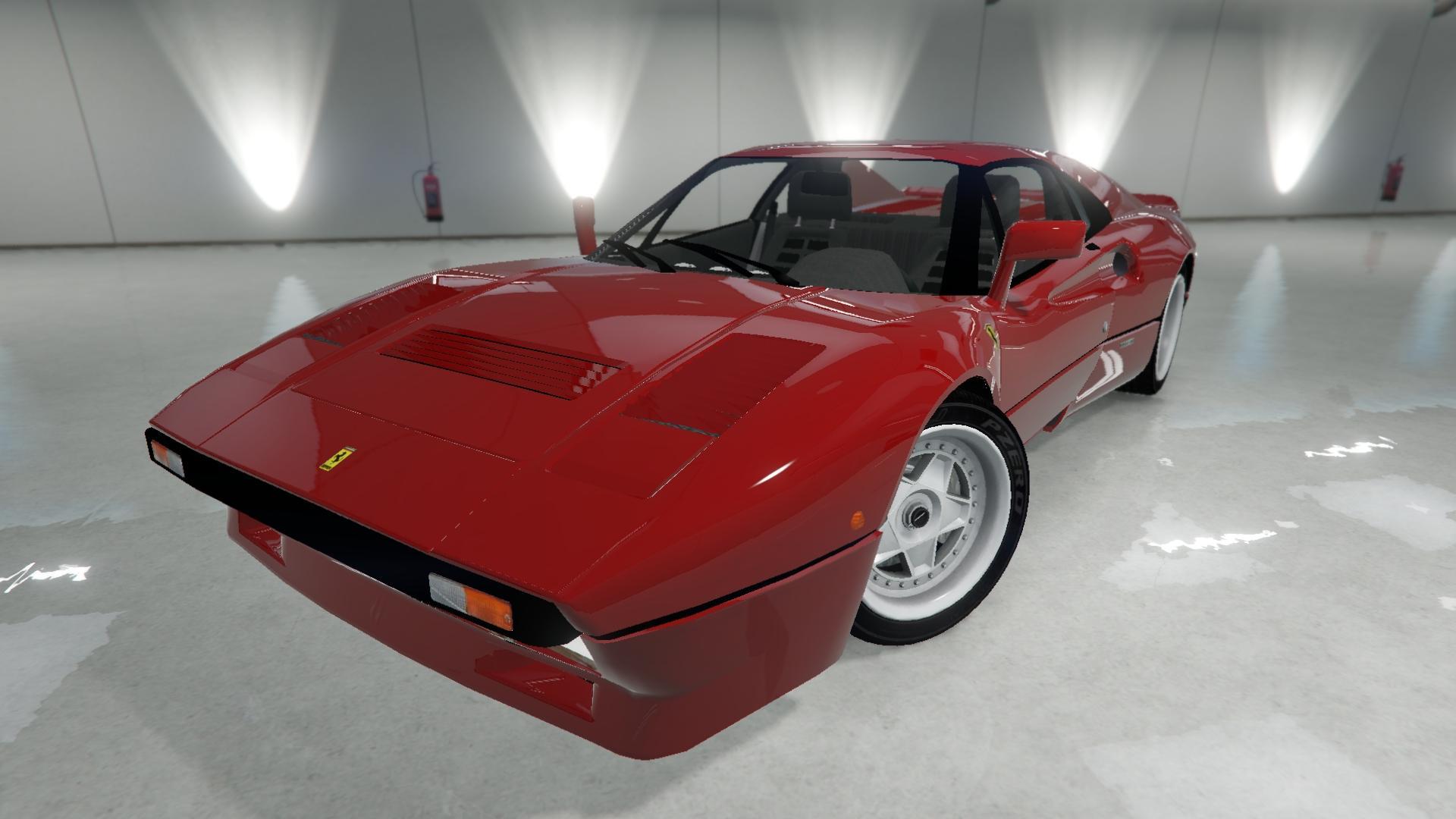 1984 Ferrari 288 Gto Gta5 Mods Com