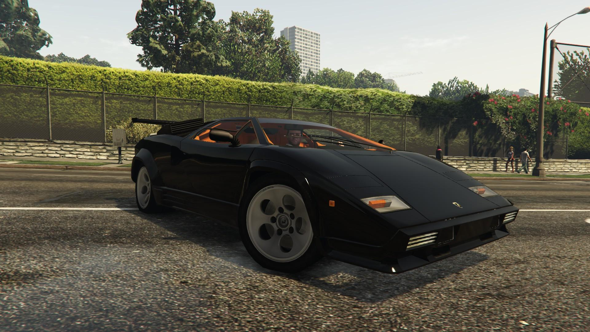 how to get a lamborghini in gta 5 cheat